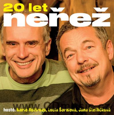 NEŘEŽ - 20 LET NEŘEŽ (2018) (2CD)