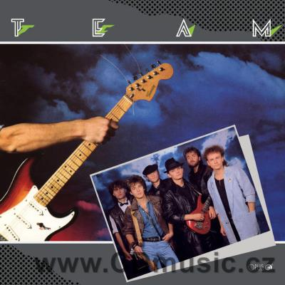 TEAM - TEAM (1988) (LP vinyl 140g) (LIMITED EDITION 2018)