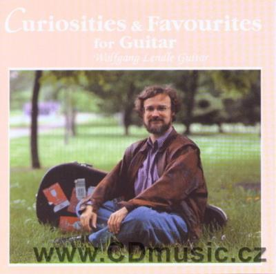 CURIOSITES AND FAVOURITES FOR GUITAR (BIZET, DYENS, DONT, DER STAAK, LENDLE, LAWALL...)