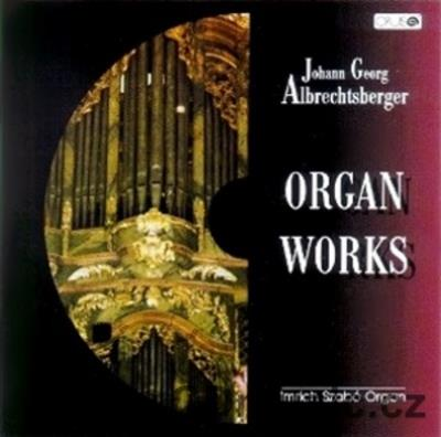 ALBRECHTSBERGER J.G. (1736-1809) ORGAN WORKS (TONART No.1-8) / I.Szabó organ in the Church