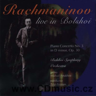 RACHMANINOV S. CONCERTO FOR PIANO AND ORCHESTRA No.3, RIMSKI-KORSAKOV N.A. 3 MIRACLES