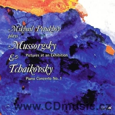 MUSSORGSKY M.P. PICTURES AT AN EXHIBITION (SOLO PIANO VERSION), TCHAIKOVSKY P.I. PIANO CON
