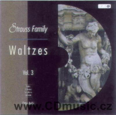 STRAUSS FAMILY WALTZES (STRAUSS J. jr MORNING LEAVES Op.279, YOU AND YOU Op.367, TRUST-LOO