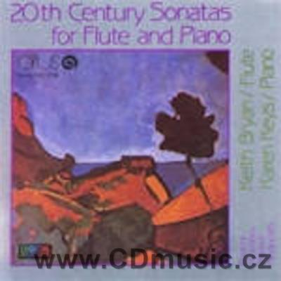 20TH CENTURY SONATAS FOR FLUTE AND PIANO (POULENC F. SONATA, PROKOFIEV S. SONATA No.2 Op.9