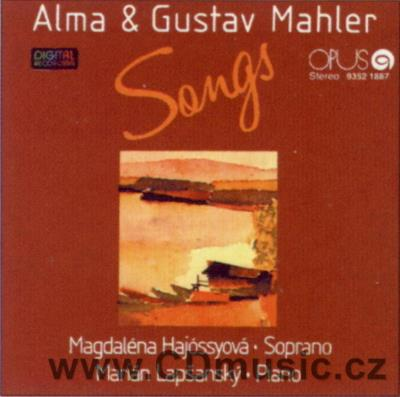 MAHLER G. (1860-1911) MAHLER A. (1879-1964) A SONG COLLECTION / M.Hajóssyová soprano, M.La