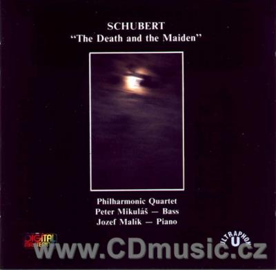 "SCHUBERT F. STRING QUARTET ""DEATH AND THE MAIDEN"", SONG FOR BASS / Philharmonic Quartet"