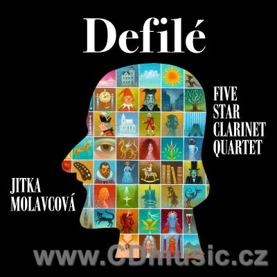 FIVE STAR CLARINET QUARTET - DEFILÉ (2019)