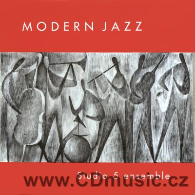 STUDIO 5 ENSEMBLE A KAREL VELEBNÝ - MODERN JAZZ (1961)