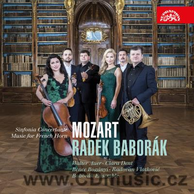 MOZART W.A. SINFONIA CONCERTANTE, MUSIC FOR FRENCH HORN / R.Baborák, Baborák Ensemble