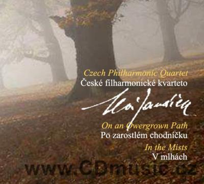 JANÁČEK L. ON AN OVERGROWN PATH, IN THE MISTS / Czech Philharmonic Quartet