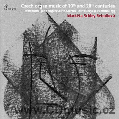 CZECH ORGAN MUSIC OF 19TH AND 20TH CENTURIES (MUSIL F., JANÁČEK L., WIEDERMANN B.A., KABEL