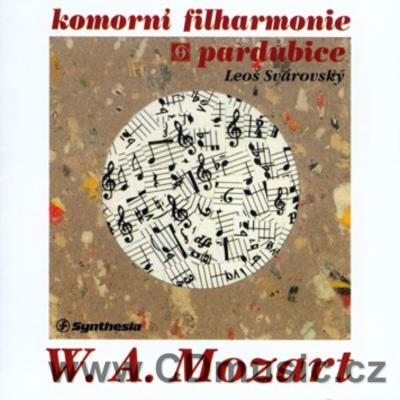MOZART W.A. CONCERTANT SYMPHONIES KV297b FOR OBOE, CLARINET, BASSOON AND FRENCH HORN...