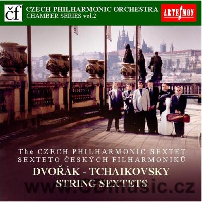 DVOŘÁK A. SEXTET FOR 2 VIOLINS, 2 VIOLAS AND 2 CELLOS IN A MAJOR Op.48, TCHAIKOVSKY P.I.