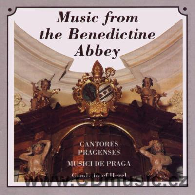 MUSIC FROM THE BENEDICTINE ABBEY 17th-19th Cent. (GUNTHER J., ZACH J., OEHLSCHLAGEL J.L...