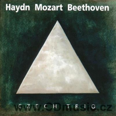 BEETHOVEN L.v. TRIO IN C MINOR Op.1 No.3, MOZART W.A. TRIO KV564, HAYDN J. TRIO IN G MAJOR
