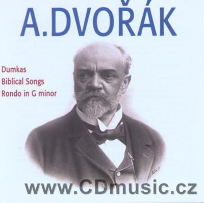 DVOŘÁK A. PIANO TRIO DUMKY No.4 Op.90, BIBLICAL SONGS Op.99, RONDO Op.94