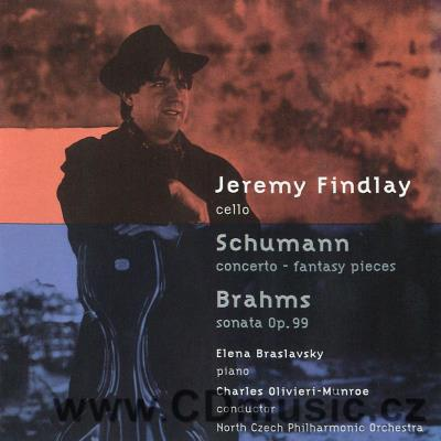 SCHUMANN R. CONCERTO FOR CELLO AND ORCHESTRA Op.129, FANTASY PIECES FOR PIANO AND CELLO
