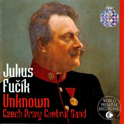 FUČÍK J. UNKNOWN VICTORY TROPHIES, CONCERTINO FOR BASSOON, BALLET OVERTURE, STARRY NIGHT..