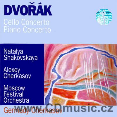 DVOŘÁK A. CONCERTO FOR CELLO AND ORCHESTRA No.2 Op.104, PIANO CONCERTO