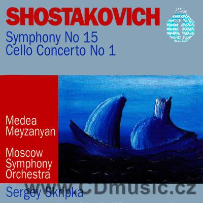 SHOSTAKOVICH D. SYMPHONY No.15 Op.141, CONCERTO FOR CELLO AND ORCHESTRA No.1 Op.107 / M.Me