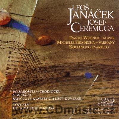 JANÁČEK L. ON AN OVERGROWN PATH, IN THE MISTS, STRING QUARTET No.2 INTIMATE LETTERS
