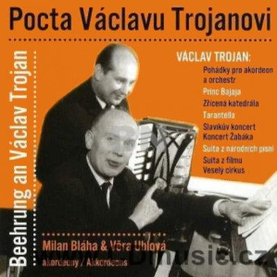 TROJAN V. TALES FOR ACCORDION AND ORCHESTRA, PRINC BAJAJA - SUITE, SELECTION FROM FOLK SON