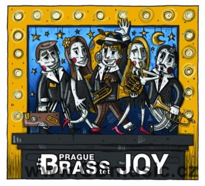 PRAGUE BRASSTET - JOY (2020)