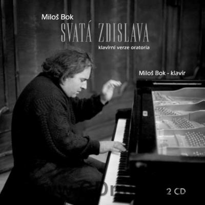 BOK M. (b.1968) SAINT ZDISLAVA oratorio (piano version) / M.Bok piano