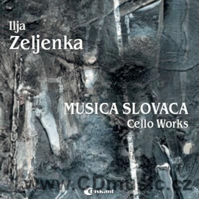 ZELJENKA I. (1932-2007) CELLO WORKS / var. Slovak soloists