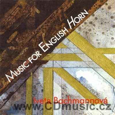 MUSIC FOR ENGLISH HORN (TELEMANN G.P., HAYDN J., MOZART W.A., REJCHA A., HONEGGER A. ...)