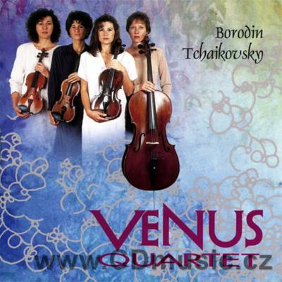 BORODIN A.P. STRING QUARTET IN D MAJOR, TCHAIKOVSKY P.I. STRING QUARTET IN D MAJOR