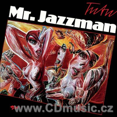 TUTU - MR. JAZZMAN (1991, reissue 2017)