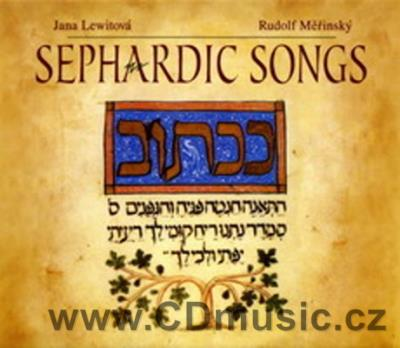 SEPHARDIC SONGS / J.Lewitová, R.Měřínský a.o. - on period instruments