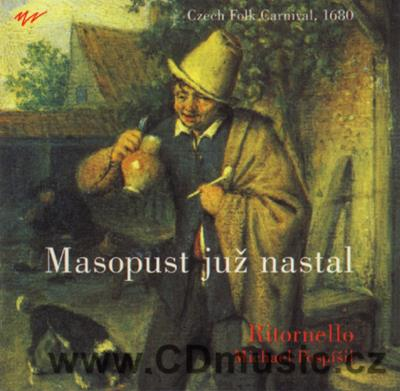 THE CARNIVAL HAS ARRIVED / MASOPUST JUŽ NASTAL / Ritornello / M.Pospíšil