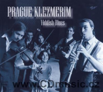 PRAGUE KLEZMERIM - YDDISH BLUES Jewish dance music