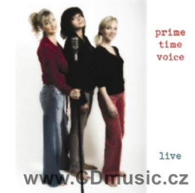 PRIME TIME VOICE - LIVE (2014)