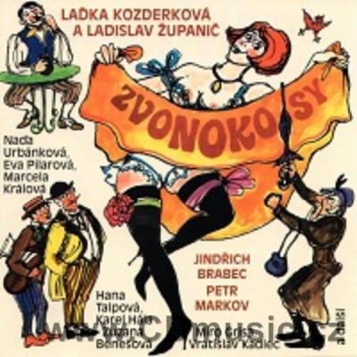 ZVONOKOSY musical in Czech (1986)