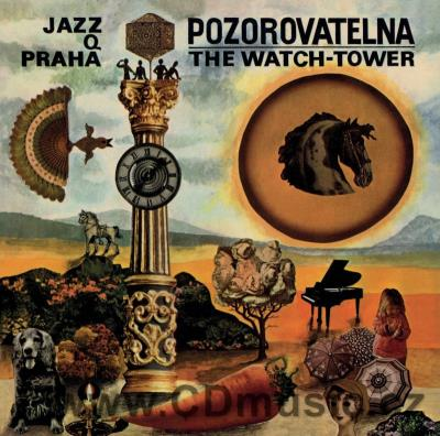 JAZZ Q - POZOROVATELNA / THE WATCH-TOWER + 9x BONUS (1973, 1971-73)