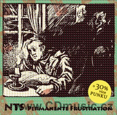 NTS - PERMANENTE FRUSTRATION (2011) (LP vinyl)