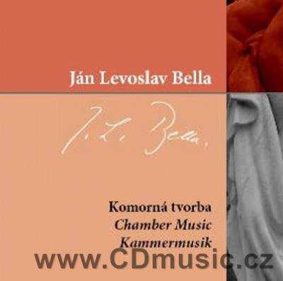 BELLA J.L. (1843-1936) CHAMBER MUSIC (3CD)