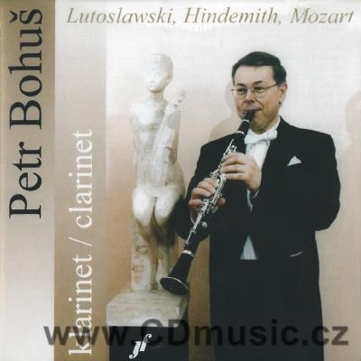 LUTOSLAWSKI W. DANCE PRELUDES, HINDEMITH P. CONCERTO FOR CLARINET AND ORCHESTRA, MOZART W.
