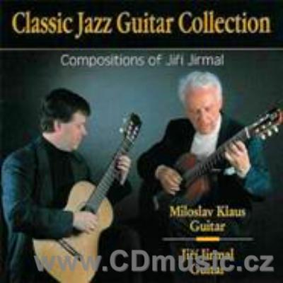 JIRMAL J. WORKS FOR GUITAR (BADEN JAZZ SUITE, SUITE AZURE, CANZONETTA, INTERMEZZO, CANZONA