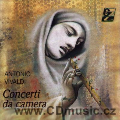 VIVALDI A. CONCERTI DA CAMERA Vol.1 (RV 103, 96, 94, 106, 95, 105) / V.Brunner, F.Herman