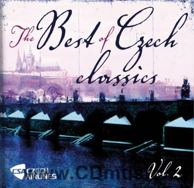 THE BEST OF CZECH CLASSIC Vol.2 / various Czech soloists and orchestras