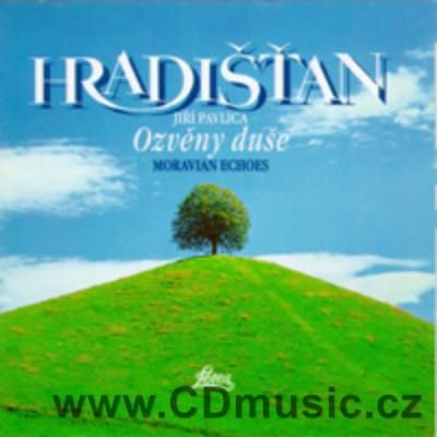 HRADIŠŤAN - MORAVIAN ECHOES - OZVĚNY DUŠE (ROMANTIC REGION, THE SILENCE OF ANCIENT TIMES,