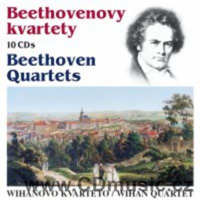 BEETHOVEN L.v. COMPLETE STRING QUARTETS / Wihan Quartet (10CD BOX)
