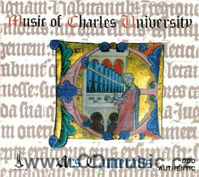 Music of Charles University - Czech and European Music of the 14th Century