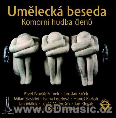 UMĚLECKÁ BESEDA (NOVÁK-ZEMEK P., KRČEK J., SLAVICKÝ M., LOUDOVÁ I., BARTOŇ H., MÁLEK J. ..