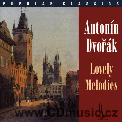 DVOŘÁK A. LOVELY MELODIES (VOCAL AND CHAMBER WORKS) / various Czech soloists