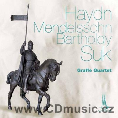 HAYDN J. STRING QUARTET IN G MINOR THE RIDER Op.74 Hob III:74/3, BARTHOLDY F.M. STRING QUA